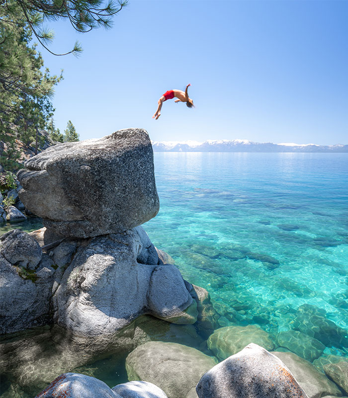 Bucket List Lake Tahoe