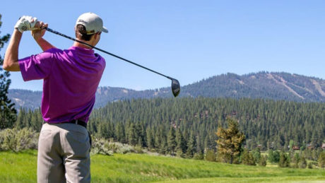 Northstar Golf Course Truckee Tahoe