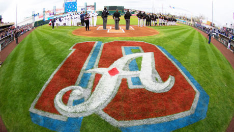 Reno Aces Celebrate 10 Years in Reno