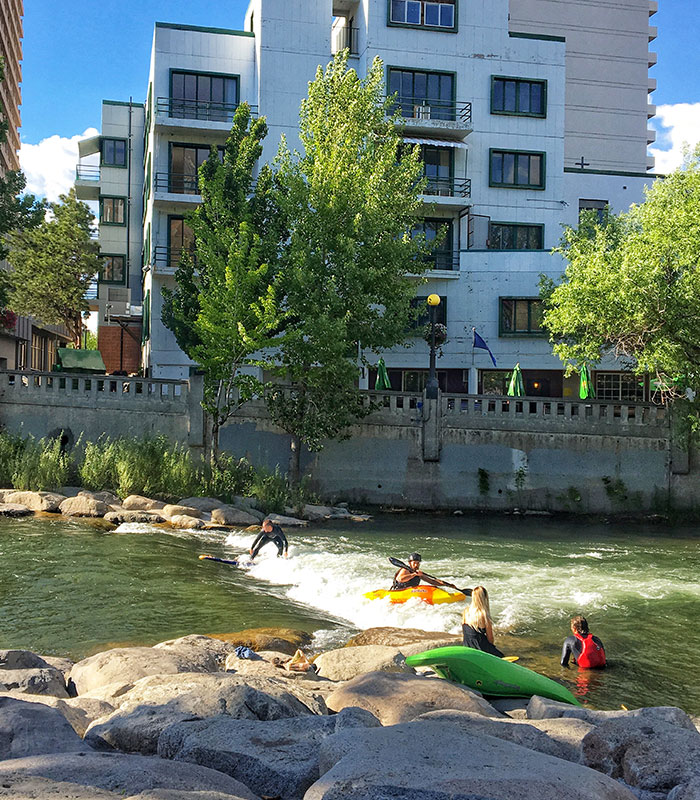 Surf the River in Reno