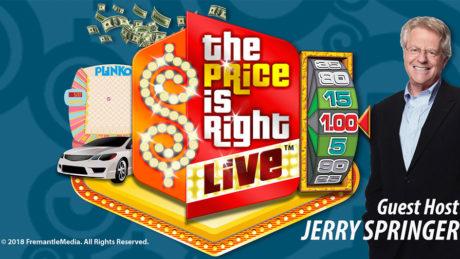 The Price is Right Reno Ballroom
