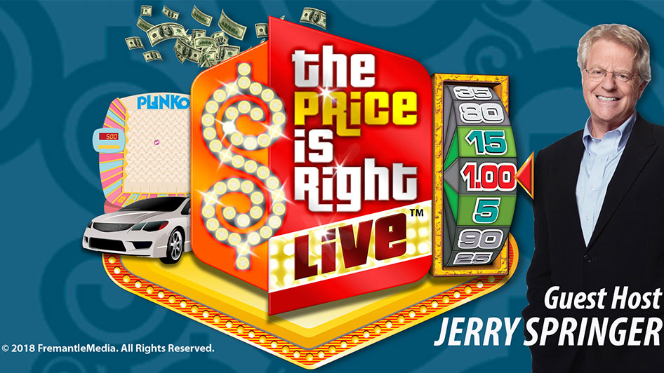 The Price is Right Reno Ballroom