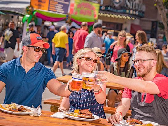 The Great Eldorado BBQ Brews and Blues Festival Reno