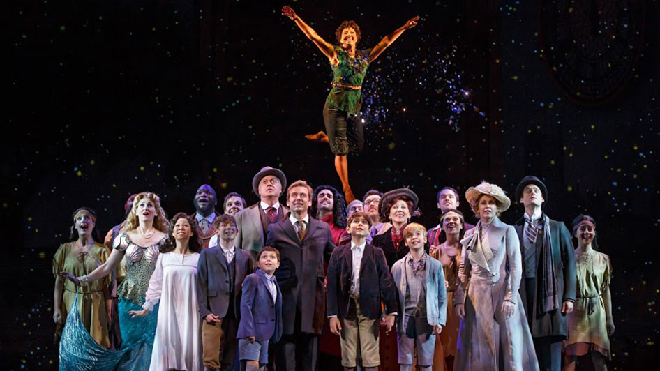 Finding Neverland the Broadway Musical comes to Reno at the Pioneer Center for Performing Arts