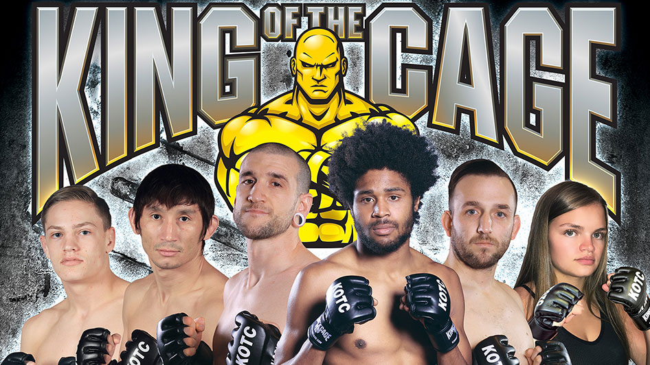 King of the Cage presents an evening of MMA fights at the Silver Legacy Resort Casino