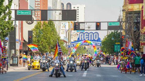 Reno Tahoe Pride Festival Parade