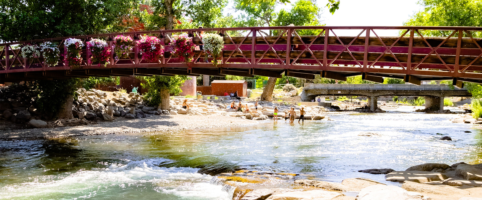 Truckee River Float - Family Vacation