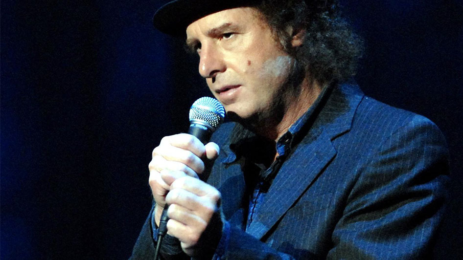 Comedian Steven Wright will perform at the Silver Legacy Casino Resort in December 2018