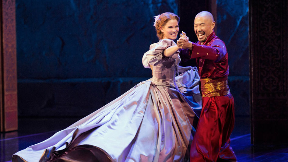 Broadway comes to Reno in the King and I musical performance at the Pioneer Center for the Performing Arts