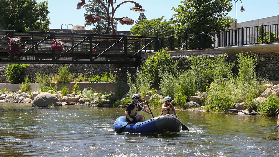 Whitewater Rafting Reno Tahoe
