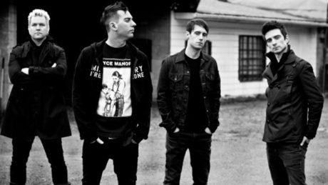 Anti-Flag Cargo Concert Hall Downtown Reno