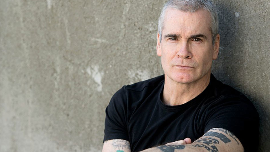 Henry Rollins Travel Slideshow Cargo Concert Hall Downtown Reno