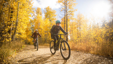 Inspire Mountain Biking