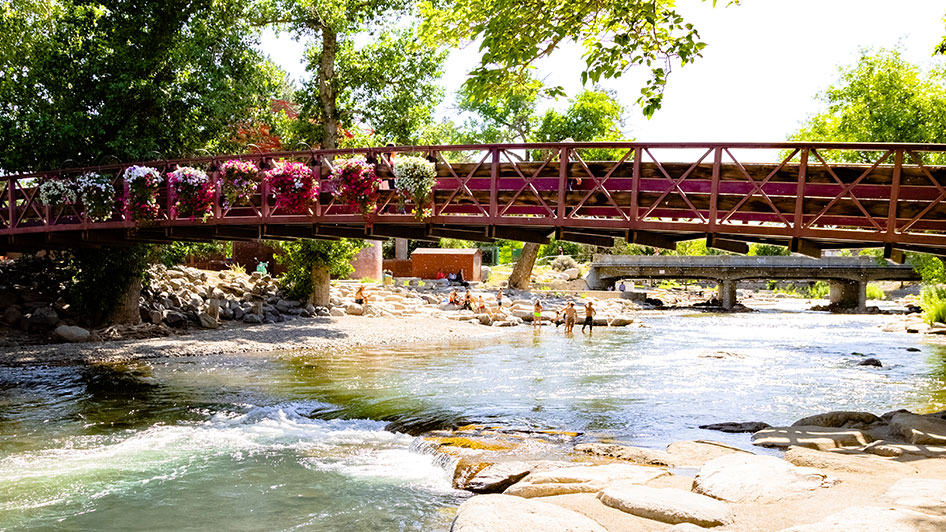 Truckee River EDAWN