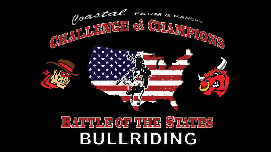 Challenge of Champions Bull Riding Tour Reno - Battle of the States