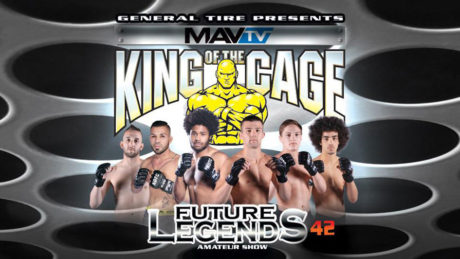 King of the Cage MMA Silver Legacy Reno