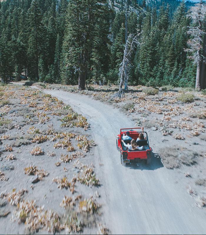 Off Road Driving Reno Tahoe