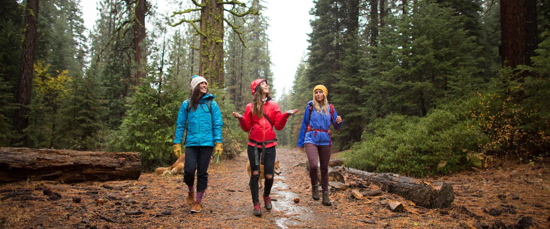 Hiking Winter Reno