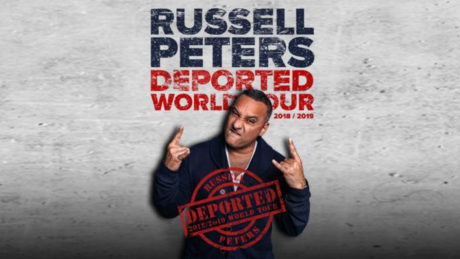 Russell Peters Silver Legacy