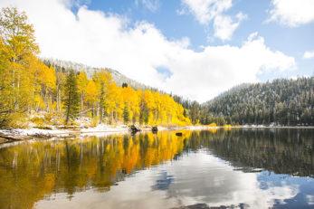 Spooner Lake Park Lake Tahoe Nevada State Park