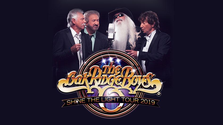 The Oak Ridge Boys Concert Silver Legacy Reno