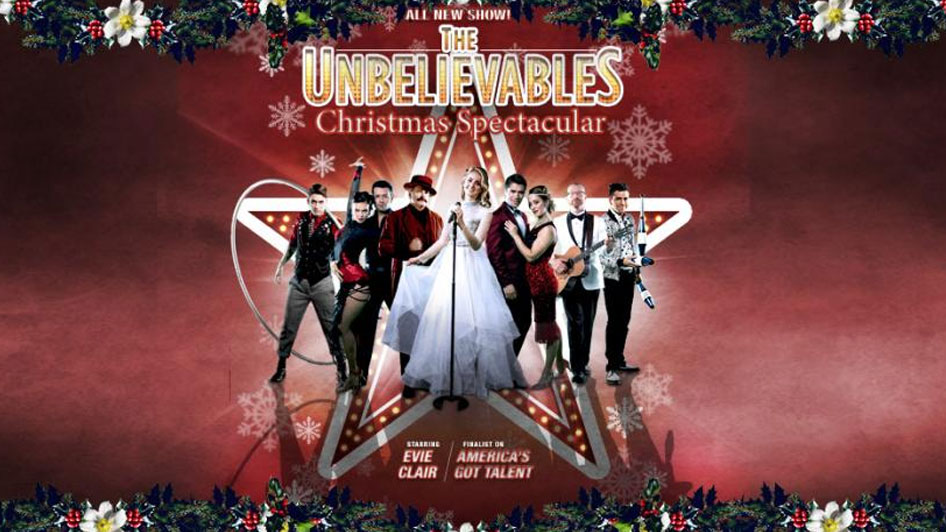 The Unbelievables Christmas Spectacular | visitrenotahoe.com