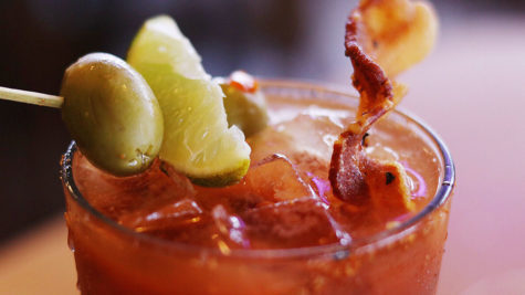 Bloody Mary BJs BBQ Sparks
