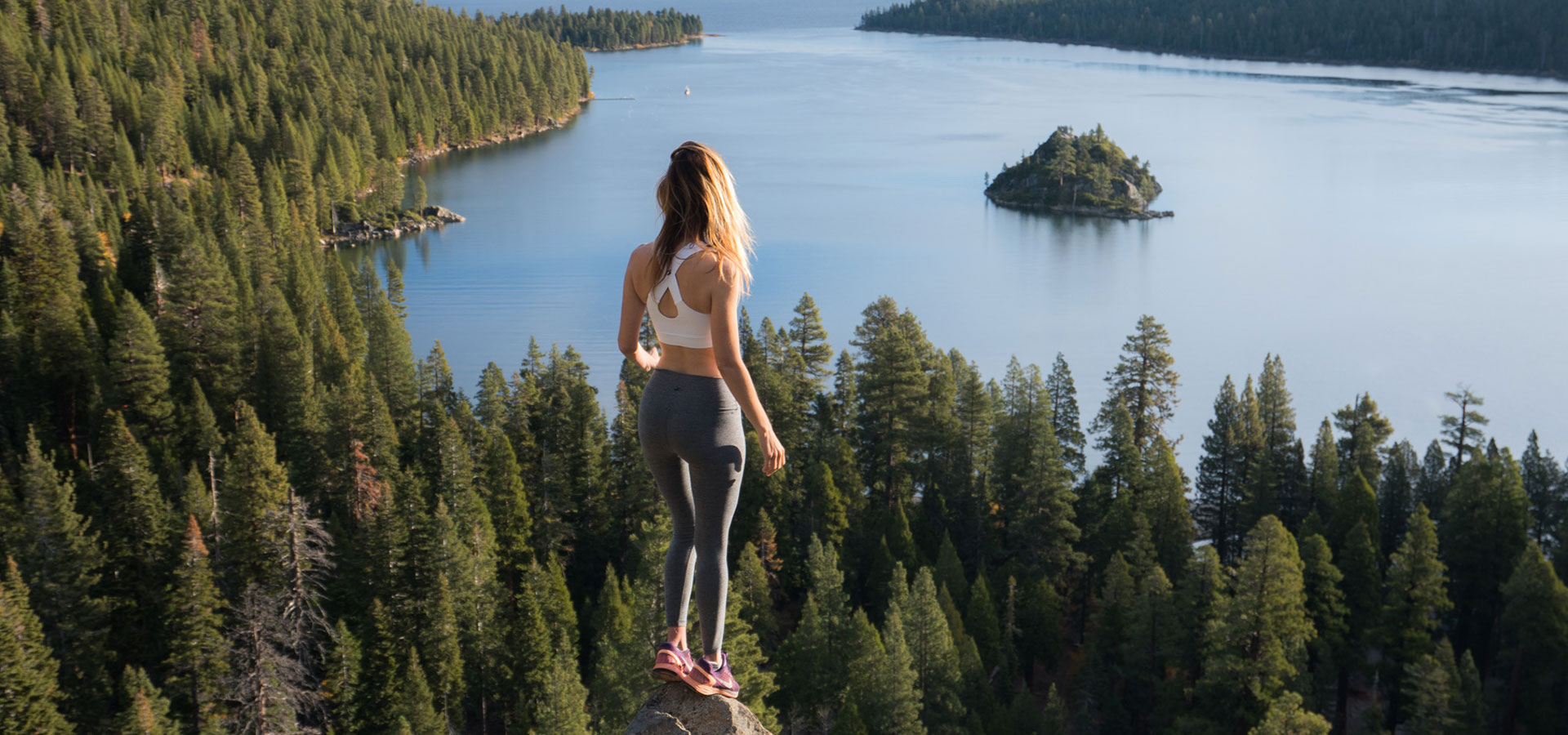 JessWandering Emerald Bay Lake Tahoe