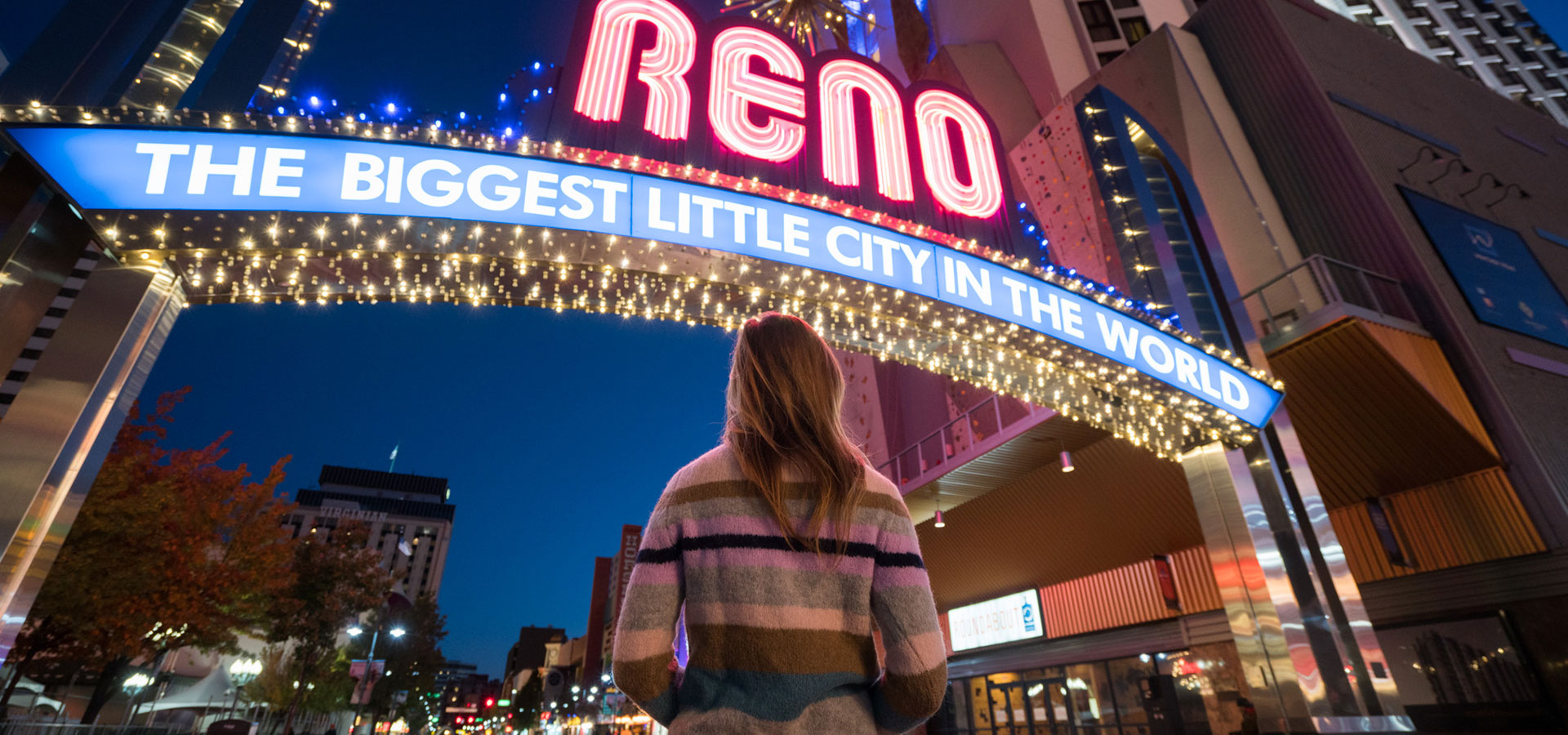 JessWandering Reno Arch