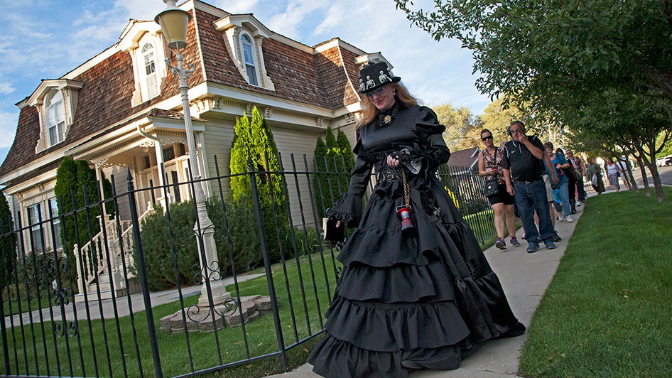 Carson City Ghost Walk Tours Nevada