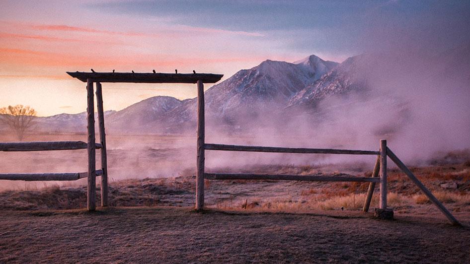 David Walleys Hot Springs Nevada