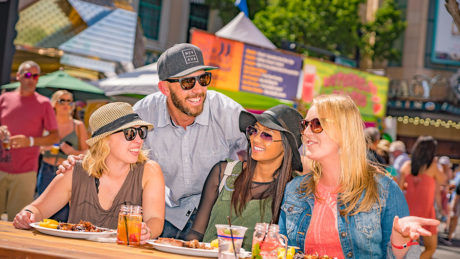 Eldorado BBQ, Brews and Blues Festival