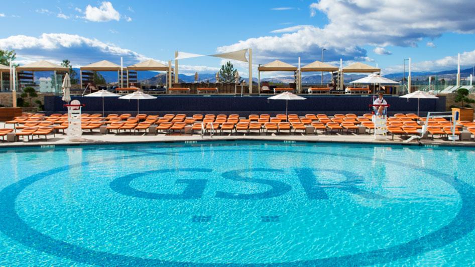 Grand Sierra Resort Reno Pool