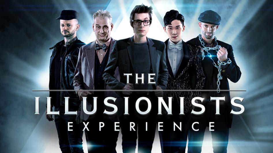 The Illusionists Experience Eldorado Showroom Reno