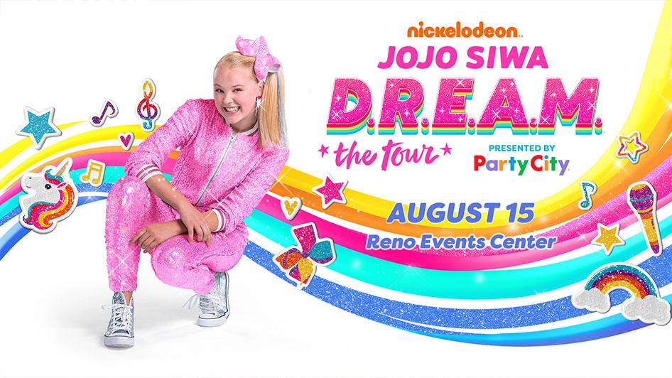 Jojo Siwa Reno Events Center