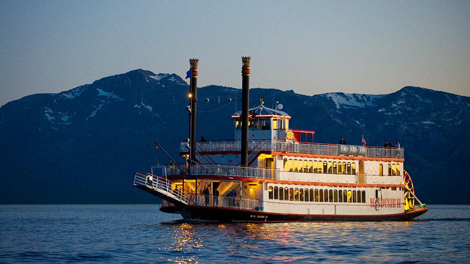 Lake Tahoe Boat Tours