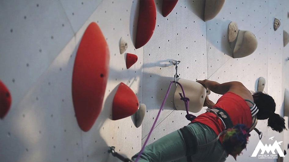 Mesa Rim Climbing Gym Reno