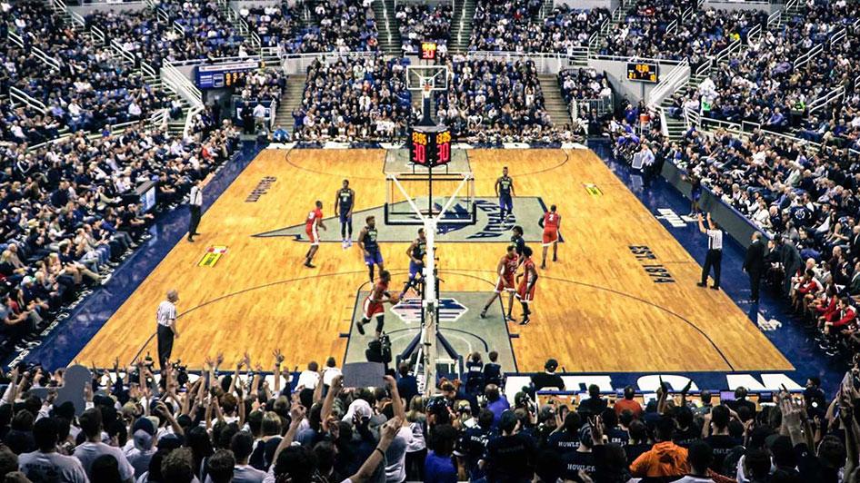 University of Nevada Reno Wolf Pack Basketball