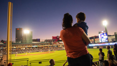 Reno Aces Greater Nevada Field 2019 Season