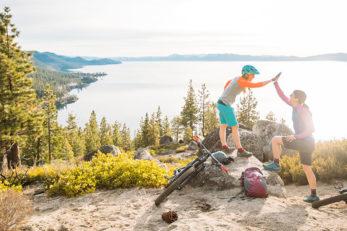 Mountain Biking Lake Tahoe