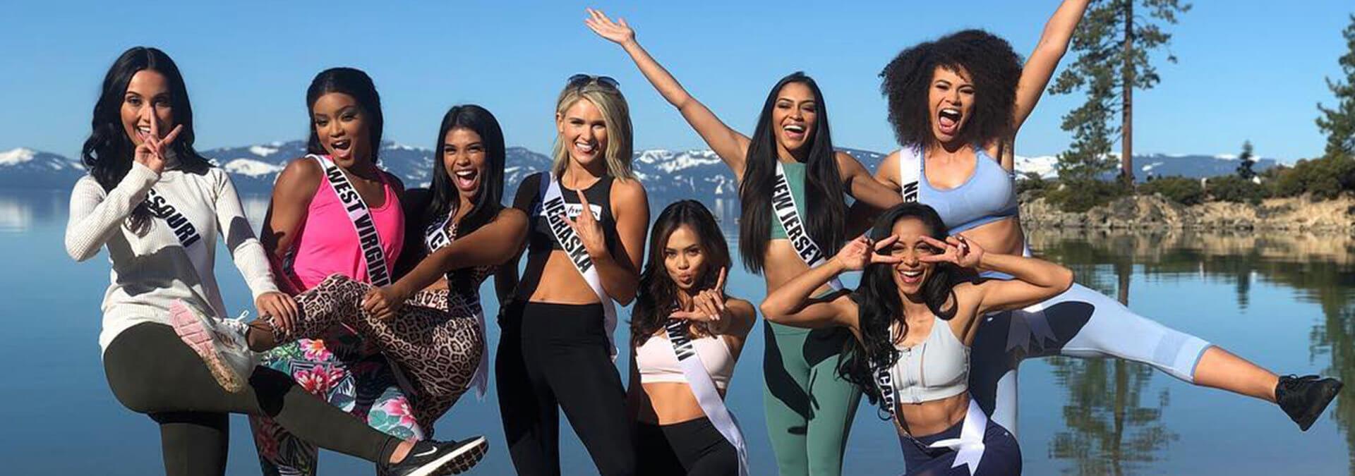 2019 Miss USA Reno Lake Tahoe