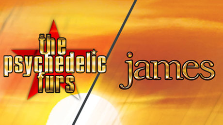 The Psychedelic Furs and James Concert Grand Sierra Resort Reno