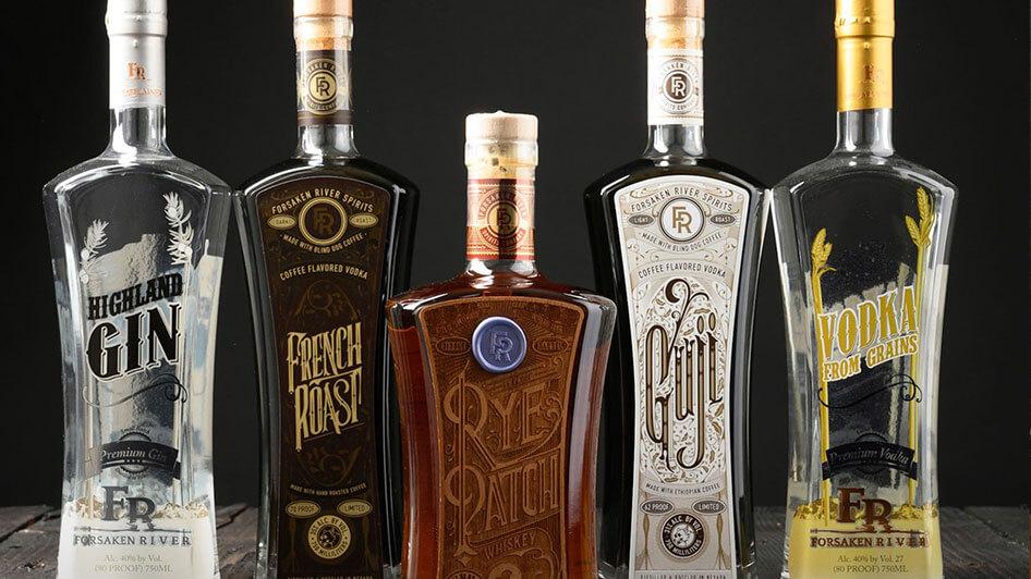 Forsaken River Spirits Distillery Reno