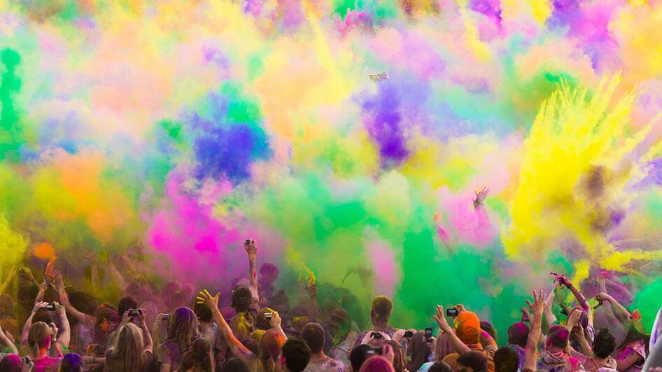 Holi Festival of Colors Reno