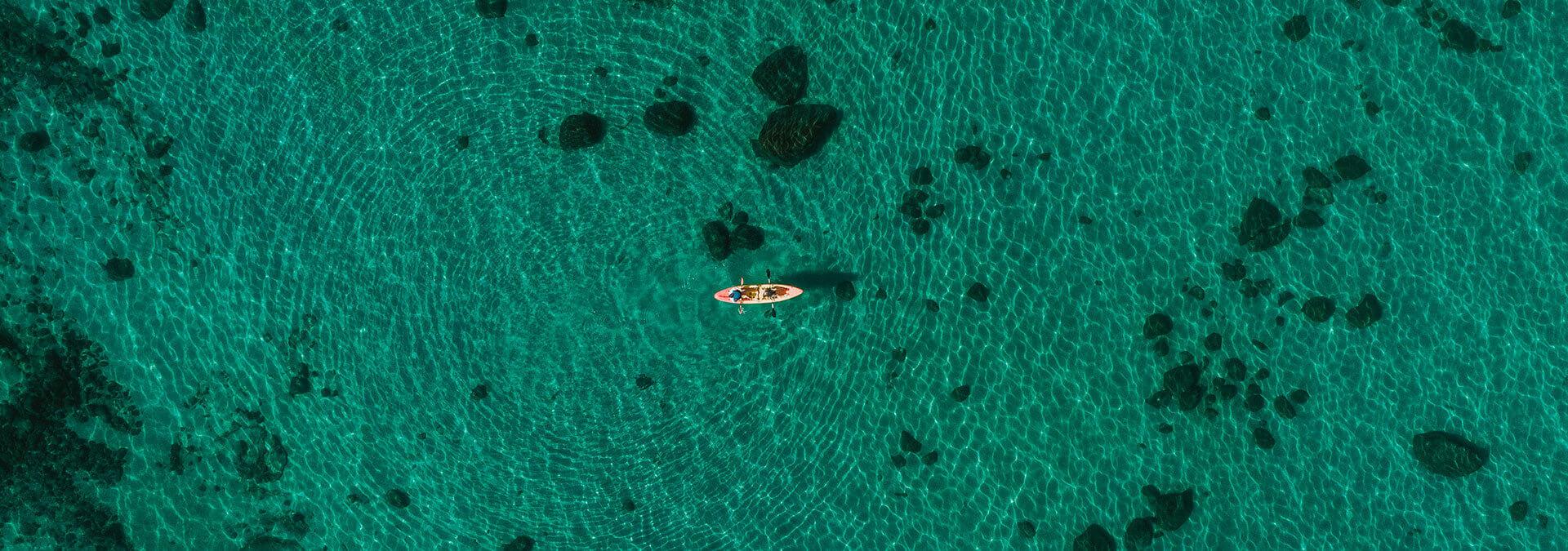 Paddle Board Lake Tahoe