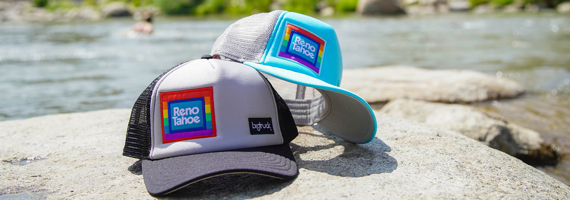 Reno Tahoe Pride Hats