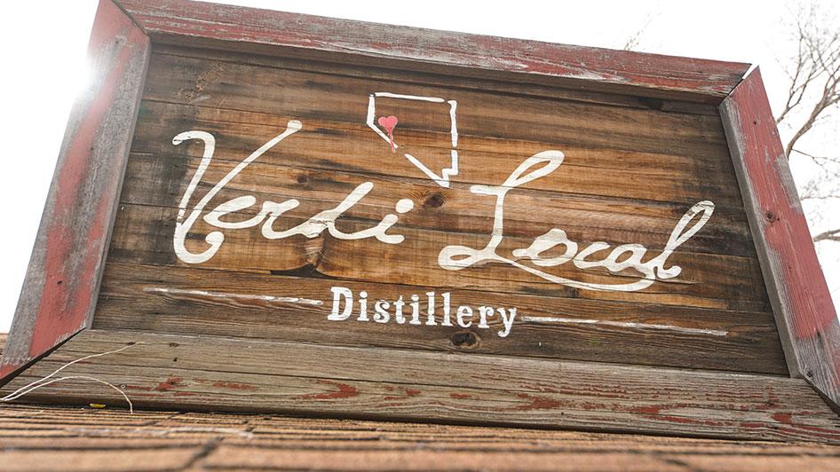 Verdi Local Distillery Reno