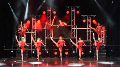 AVA Ballet Vortex Artown Performance Reno