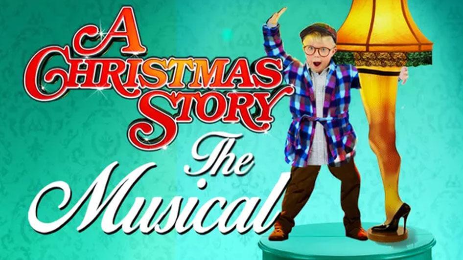 A Christmas Story 2019.A Christmas Story The Musical Pioneer Center Nov 29