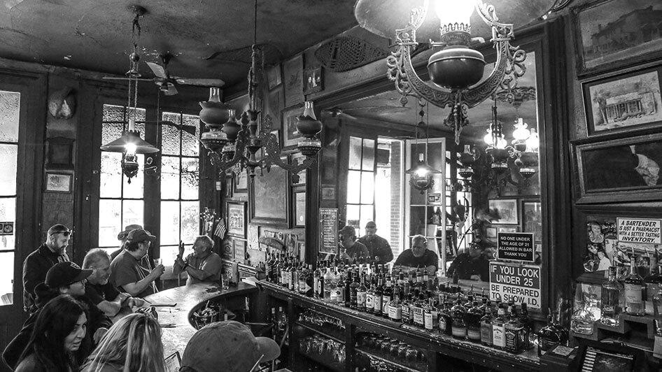 Saloon Wild West Kuckuk
